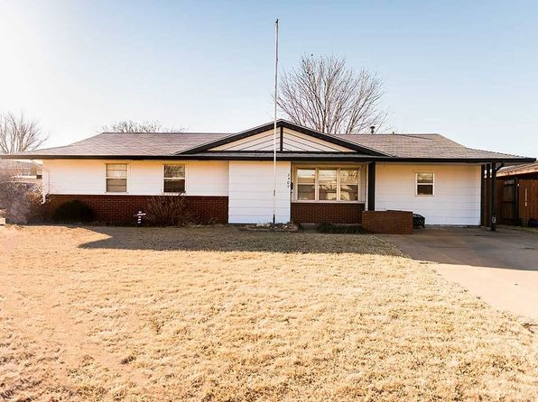 3 bed 1 bath Single Family at 3309 Dwelle Dr Enid, OK, 73701 is for sale at 98k - 1 of 27