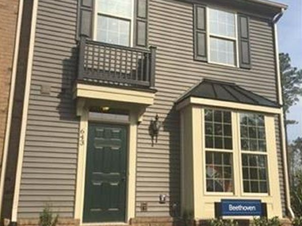 3 bed 2.1 bath Condo at 642 Rosedown Ln Richmond, VA, 23223 is for sale at 196k - 1 of 19