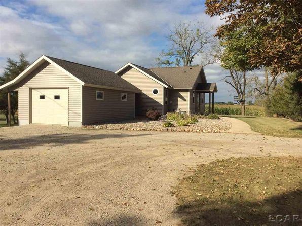 3 bed 3 bath Single Family at 11845 Cadmus Rd Clayton, MI, 49235 is for sale at 160k - 1 of 12