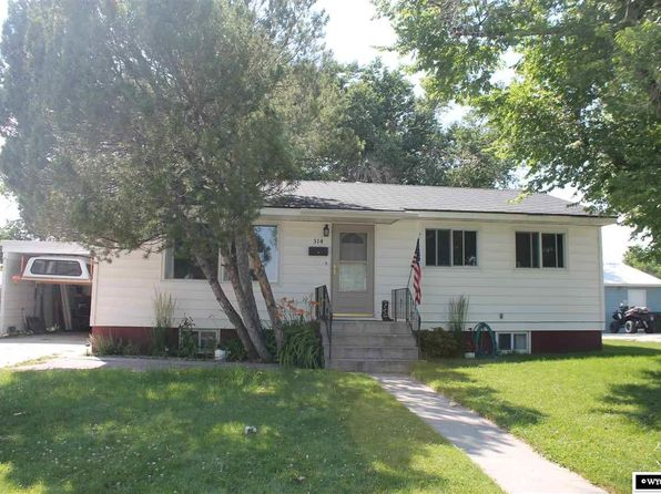 4 bed 2 bath Single Family at 314 N 16th St E Riverton, WY, 82501 is for sale at 169k - 1 of 15