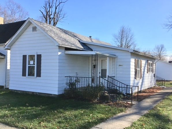 2 bed 1 bath Single Family at 2543 Franklin St Terre Haute, IN, 47803 is for sale at 44k - 1 of 17