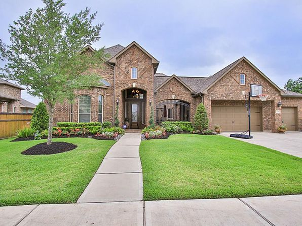 4 bed 4.5 bath Single Family at 21227 Harvest Thistle Dr Richmond, TX, 77406 is for sale at 548k - 1 of 29