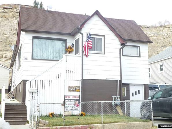 3 bed 1 bath Single Family at 810 MCKEEHAN AVE ROCK SPRINGS, WY, 82901 is for sale at 154k - 1 of 20