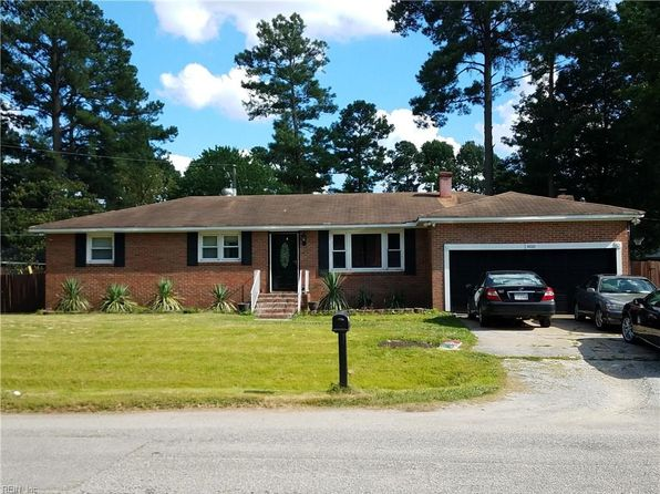 3 bed 2 bath Single Family at 4001 Fir St Portsmouth, VA, 23703 is for sale at 220k - 1 of 12