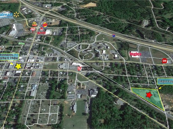 null bed null bath Vacant Land at 0 Berner Ave Forsyth, GA, 31029 is for sale at 140k - google static map