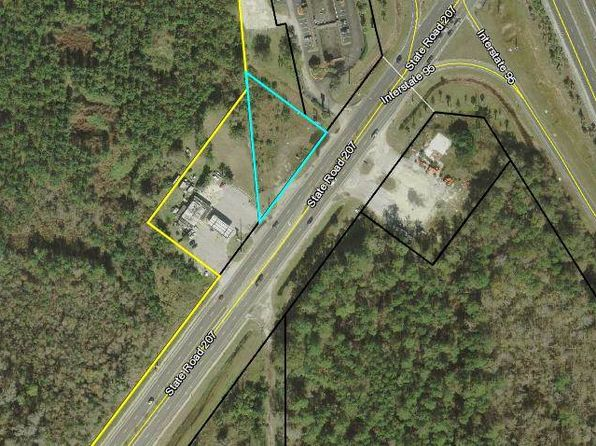 null bed null bath Vacant Land at 2645 State Road 207 Elkton, FL, 32033 is for sale at 395k - google static map