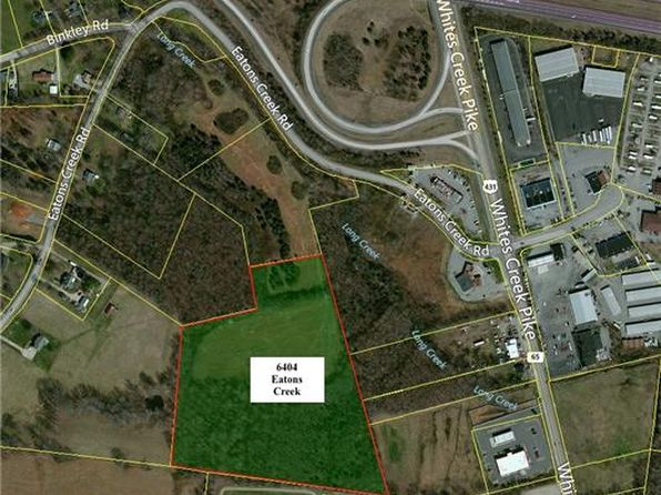 null bed null bath Vacant Land at 6404 Eatons Creek Rd Joelton, TN, 37080 is for sale at 400k - google static map