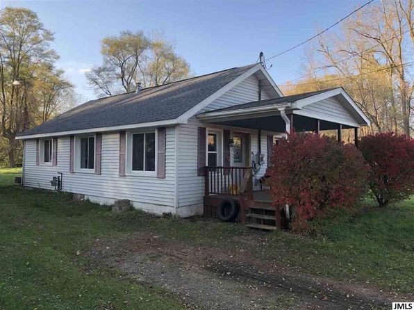 2 bed 1 bath Single Family at 514 9th St Michigan Center, MI, 49254 is for sale at 50k - 1 of 14