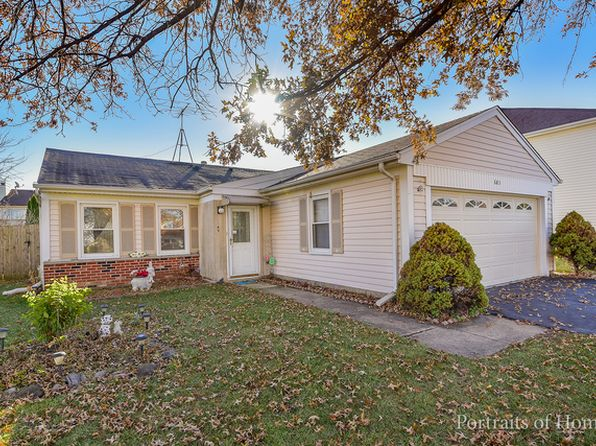 3 bed 1 bath Single Family at 685 Berwick Pl Roselle, IL, 60172 is for sale at 203k - 1 of 12
