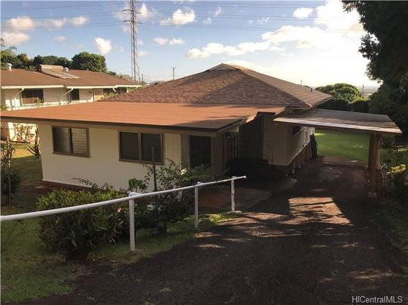 2 bed 2 bath Single Family at 99-429 Waoala Pl Aiea, HI, 96701 is for sale at 749k - 1 of 17
