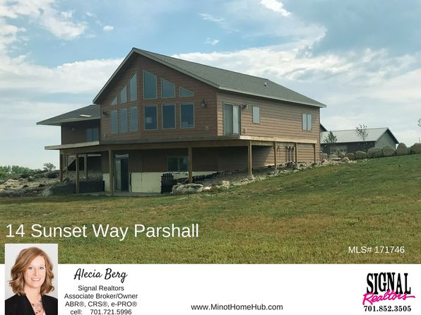 2 bed 2 bath Single Family at 14 Sunset Way Parshall, ND, 58770 is for sale at 445k - 1 of 26