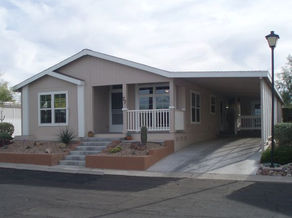 3 bed 2 bath Mobile / Manufactured at 2501 W Wickenburg Way Wickenburg, AZ, 85390 is for sale at 80k - 1 of 9