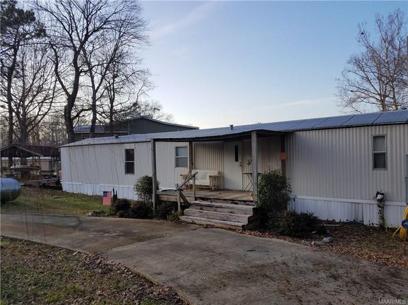 3 bed 2 bath Mobile / Manufactured at 10 Shore Line Ct Eclectic, AL, 36024 is for sale at 210k - 1 of 4