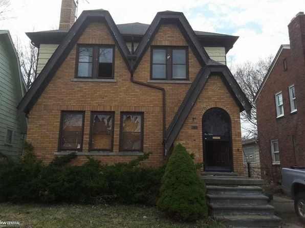 3 bed 2.5 bath Single Family at 4401 Haverhill St Detroit, MI, 48224 is for sale at 25k - google static map