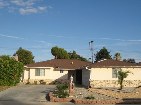 3 bed 2 bath Single Family at 8540 Calvin Ave Northridge, CA, 91324 is for sale at 625k - google static map