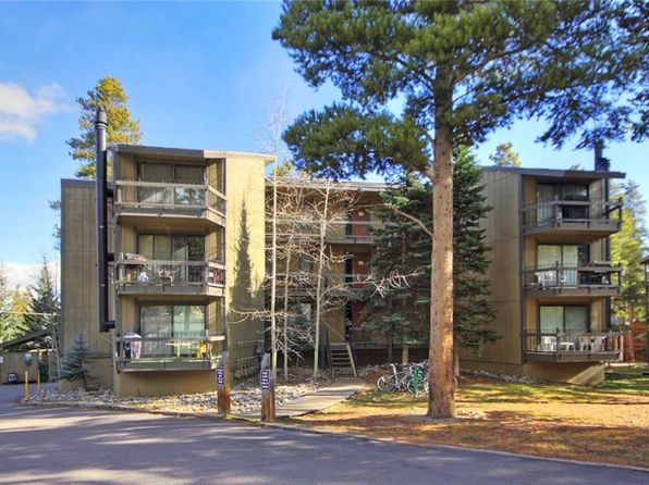 2 bed 1 bath Condo at 1075 Ski Hill Rd Breckenridge, CO, 80424 is for sale at 450k - 1 of 17