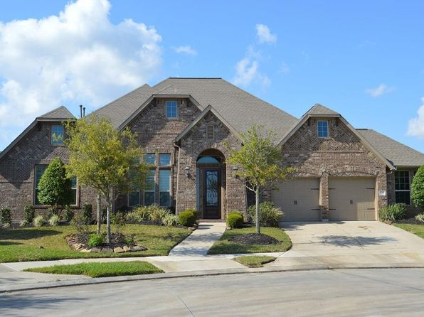 4 bed 5 bath Single Family at 2210 Indigo Pass Ct Friendswood, TX, 77546 is for sale at 489k - 1 of 25