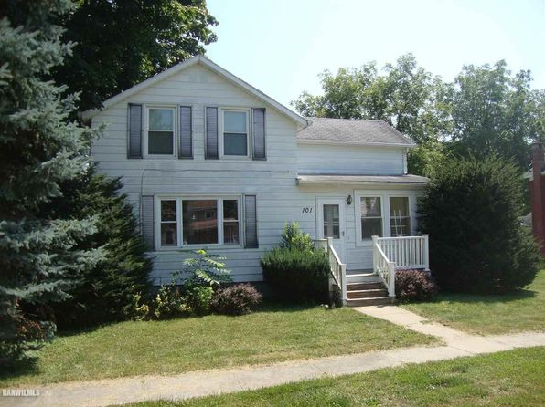 3 bed 1.5 bath Single Family at 101 S 4th Ave Forreston, IL, 61030 is for sale at 65k - 1 of 5