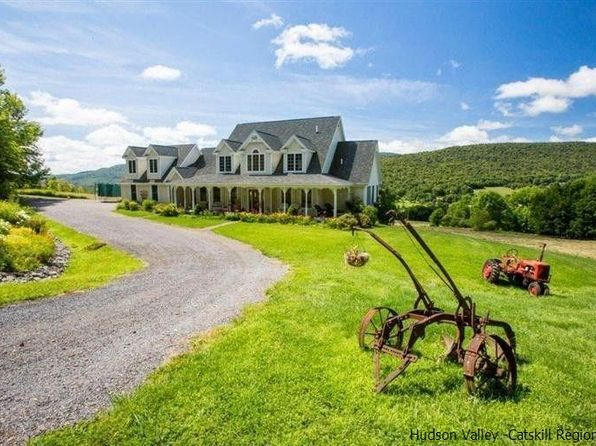 5 bed 5 bath Single Family at 1950 Winter Hollow Rd Margaretville, NY, 12459 is for sale at 675k - 1 of 33