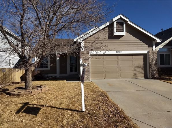 4 bed 3 bath Single Family at 11320 HASWELL DR PARKER, CO, 80134 is for sale at 360k - 1 of 11