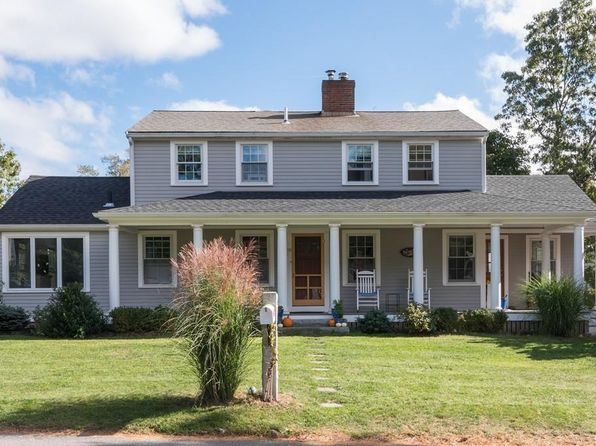 4 bed 2 bath Single Family at 18 Arrowood St Cohasset, MA, 02025 is for sale at 829k - 1 of 15