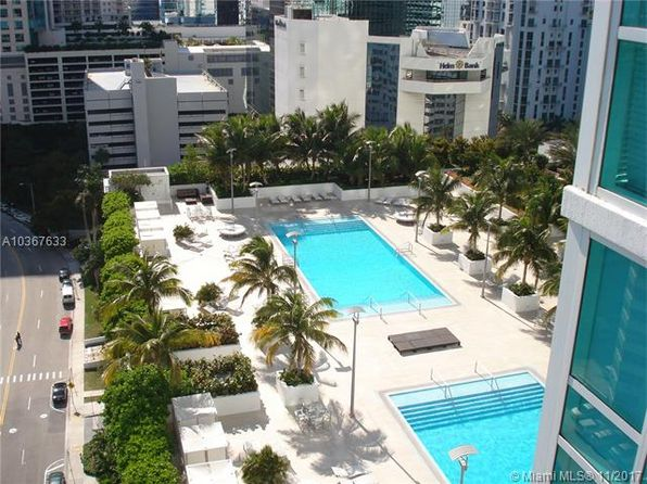 2 bed 3 bath Condo at 950 Brickell Bay Dr Miami, FL, 33131 is for sale at 599k - 1 of 7