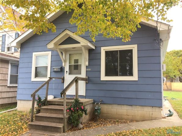 2 bed 1 bath Single Family at 188 Osborne St Rossford, OH, 43460 is for sale at 69k - 1 of 12