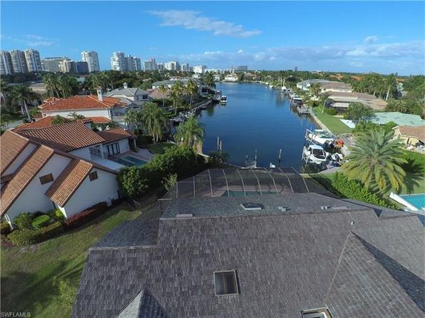 4 bed 4 bath Vacant Land at 285 Mermaids Bight Naples, FL, 34103 is for sale at 3.35m - 1 of 3