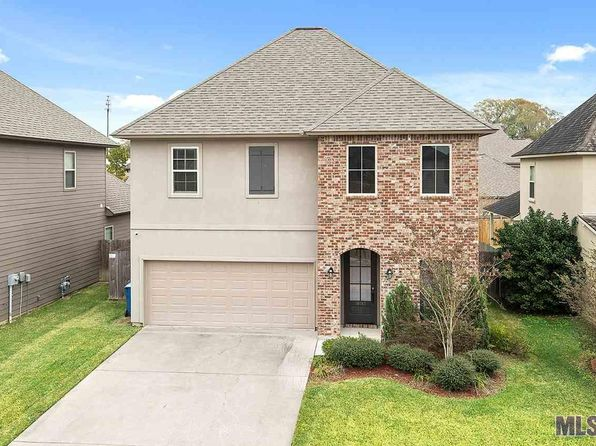 4 bed 3 bath Single Family at 18185 RIVER BIRCH DR PRAIRIEVILLE, LA, 70769 is for sale at 268k - 1 of 18