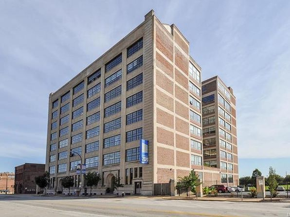 1 bed 1 bath Condo at  Unit 809 St Louis, MO, 63103 is for sale at 130k - 1 of 38