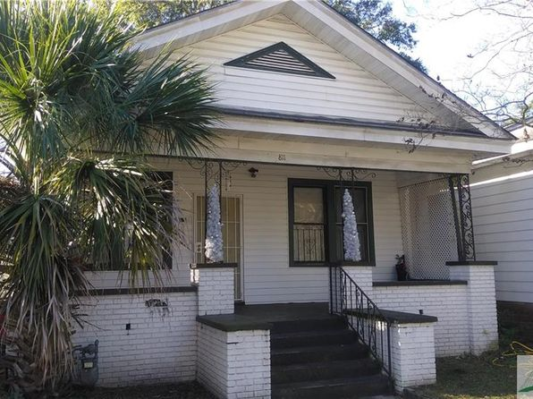 4 bed 1 bath Single Family at 811 W 39th St Savannah, GA, 31415 is for sale at 64k - google static map