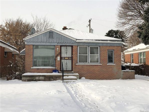 3 bed 1 bath Single Family at 11635 Ashton Ave Detroit, MI, 48228 is for sale at 33k - 1 of 4