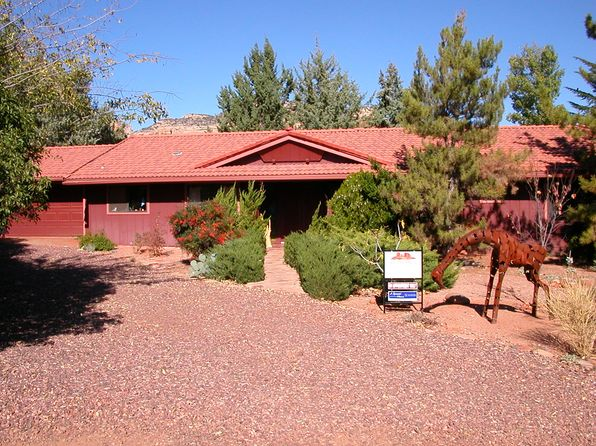 3 bed 2 bath Single Family at 100 Johnny Guitar Cir Sedona, AZ, 86336 is for sale at 435k - 1 of 7