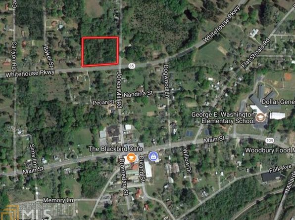null bed null bath Vacant Land at 0 Jones Mill Rd Woodbury, GA, 30293 is for sale at 15k - 1 of 6