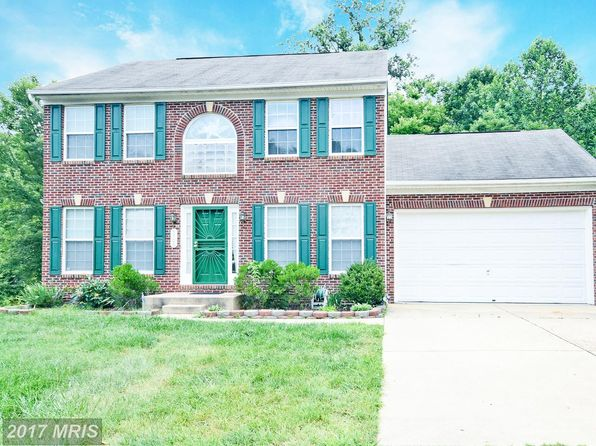 4 bed 4 bath Single Family at 4709 Margie Ct Lanham, MD, 20706 is for sale at 400k - 1 of 21
