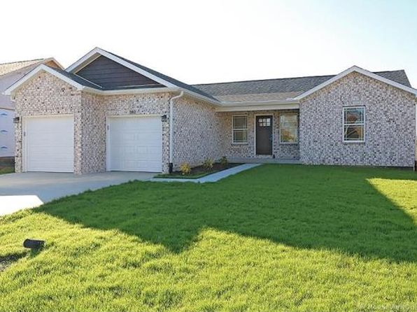 4 bed 3 bath Single Family at 393 Tradition Ln Cape Girardeau, MO, 63701 is for sale at 197k - google static map