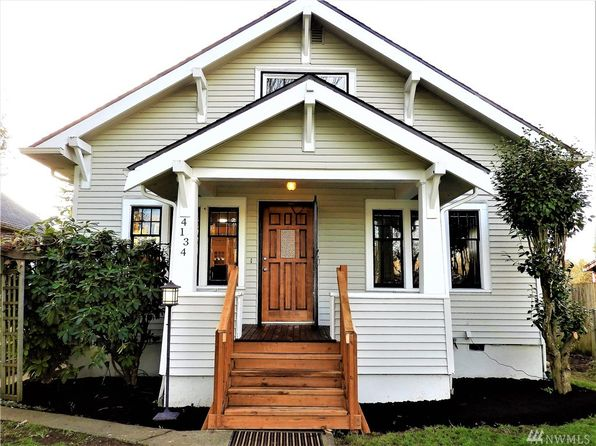 4 bed 3 bath Single Family at 4134 S Park Ave Tacoma, WA, 98418 is for sale at 370k - 1 of 25