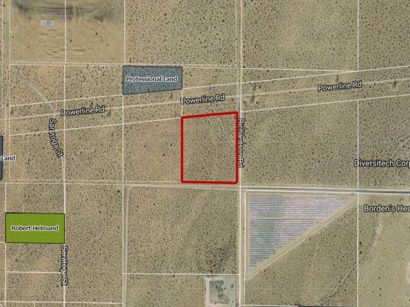 null bed null bath Vacant Land at  Cassia Rd Adelanto, CA, 92301 is for sale at 150k - google static map