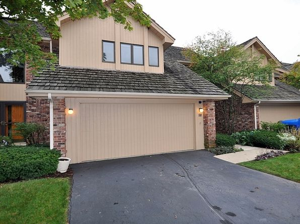 4 bed 4 bath Townhouse at 50 Oak Creek Dr Burr Ridge, IL, 60527 is for sale at 400k - 1 of 27