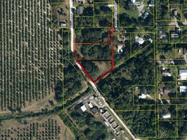 null bed null bath Vacant Land at 320 CITRUS ST LABELLE, FL, 33935 is for sale at 75k - google static map
