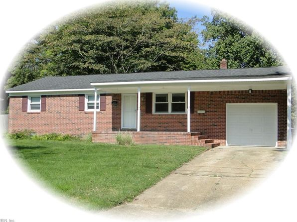3 bed 2 bath Single Family at 215 Stag Ter Newport News, VA, 23602 is for sale at 175k - 1 of 13