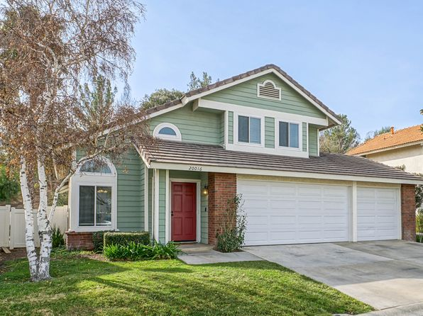 3 bed 3 bath Single Family at 20016 Green Jay Pl Canyon Country, CA, 91351 is for sale at 525k - 1 of 18