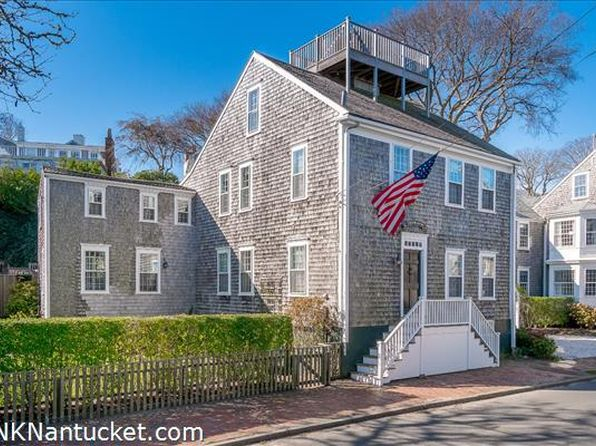 3 bed 4 bath Single Family at 29 Union St Nantucket, MA, 02554 is for sale at 2.75m - 1 of 29