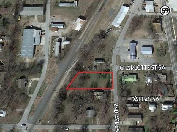 null bed null bath Vacant Land at 405 2nd St Gravette, AR, 72722 is for sale at 13k - google static map