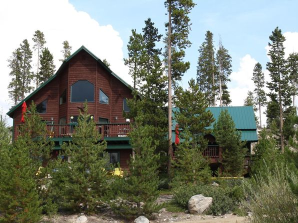 3 bed 3 bath Single Family at 500 County Road 4632 Grand Lake, CO, 80447 is for sale at 495k - 1 of 5