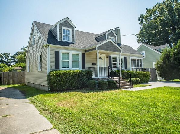 4 bed 2 bath Single Family at 7814 Dallas St Norfolk, VA, 23505 is for sale at 200k - 1 of 32