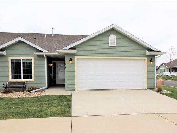 2 bed 2 bath Townhouse at 5307 W Sourwood Pl Sioux Falls, SD, 57107 is for sale at 163k - 1 of 21