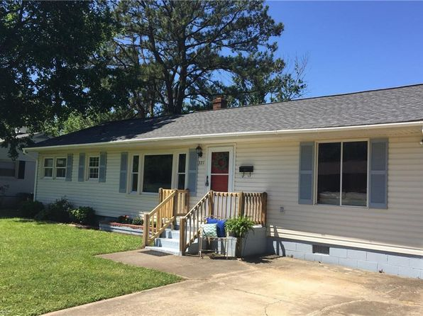 3 bed 2 bath Single Family at 321 Whealton Rd Hampton, VA, 23666 is for sale at 150k - 1 of 30
