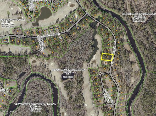null bed null bath Vacant Land at 236 River Woods Dr Wallace, NC, 28466 is for sale at 17k - google static map