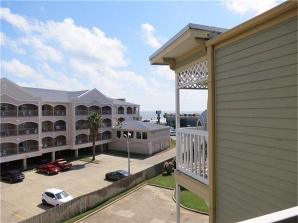 1 bed 1 bath Townhouse at 6300 Seawall Blvd Galveston, TX, 77551 is for sale at 79k - 1 of 32